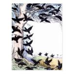 Crows Postcards