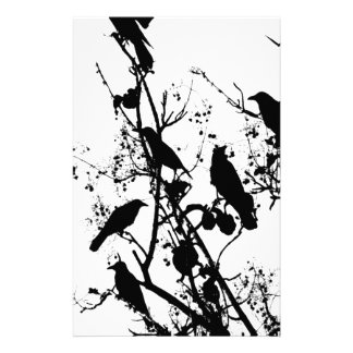 Crows Stationery