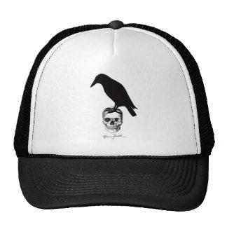 Crowskull Trucker Hat
