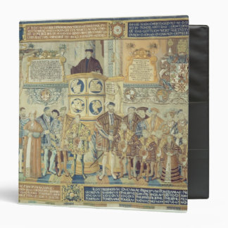 Croy Tapestry, 1554 Binder