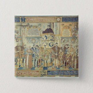 Croy Tapestry, 1554 Button