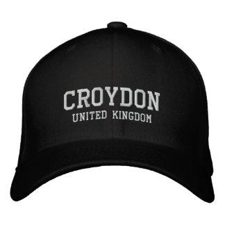 Croydon Reino Unido Gorro Bordado