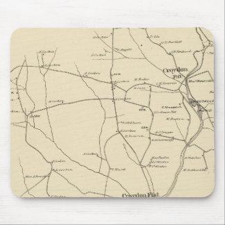 Croydon, Sullivan Co Mouse Pad