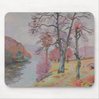 Crozant, Brittany, 1912 (oil on canvas) Mouse Pad