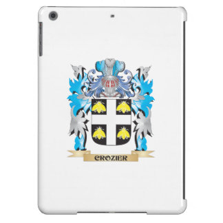 Crozier Coat of Arms - Family Crest iPad Air Covers