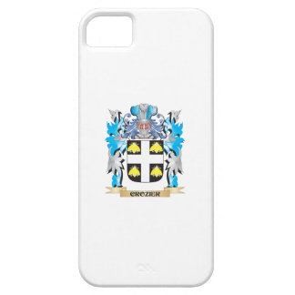 Crozier Coat of Arms - Family Crest iPhone 5/5S Cover