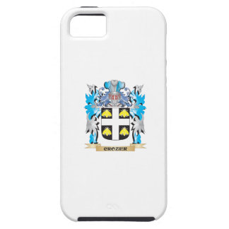 Crozier Coat of Arms - Family Crest iPhone 5 Case