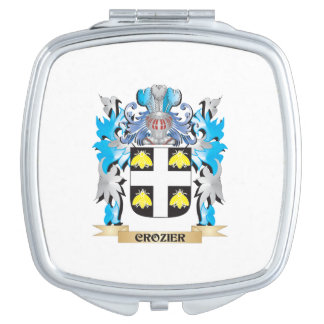 Crozier Coat of Arms - Family Crest Vanity Mirrors
