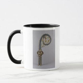 Crozier depicting St. Michael Mug