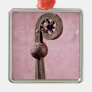 Crozier of St. Robert, c.1100 Metal Ornament
