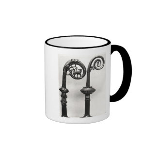 Crozier of the Abbots of Clairvaux Coffee Mugs