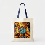CRPS Keeping our World Turning  Tote Bags