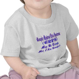 CRPS puede ser duro pero soy más duro Camiseta