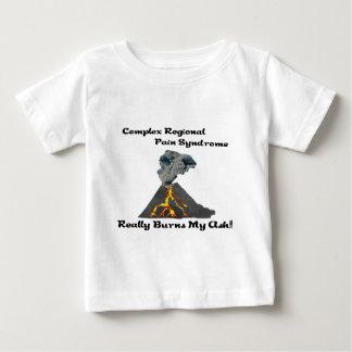 CRPS Really Burns My Ash B1 RSD Volcano Baby T-Shirt