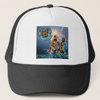 CRPS / RSD Blue Lightning & Turquoise Storm Hat