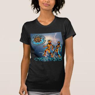 CRPS RSD Blue Lightning Turquoise Storm Shirt