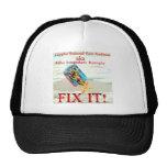 CRPS/RSD Fix It ! Cap Trucker Hat