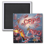CRPS/RSD que resiste al imán de la tormenta