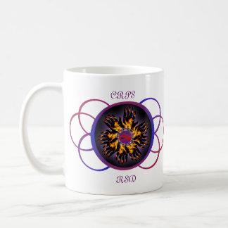 CRPS/RSD Rainbow Blaze Mug
