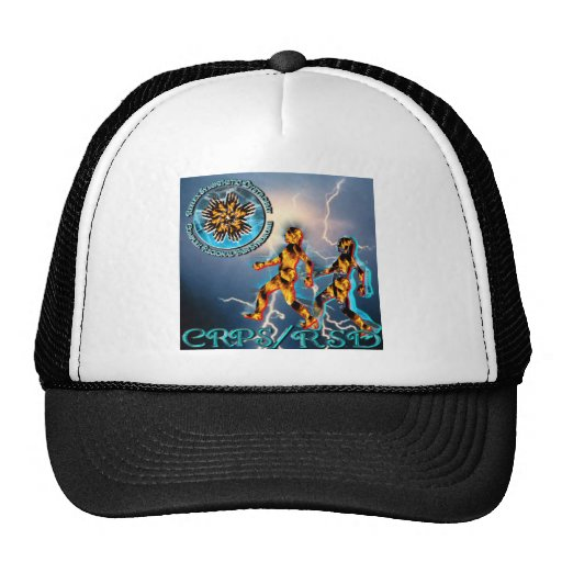 CRPS/RSD Weathering the Storm - Turquoise Hats