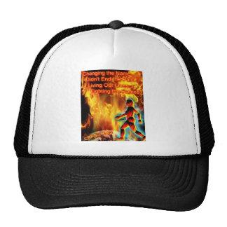 CRPS / RSD  Woman's Blazing Silhouette Trucker Hat