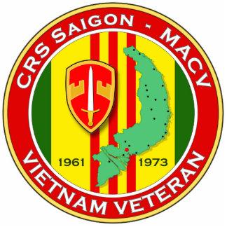 CRS Saigon 2 - ASA Vietnam Statuette