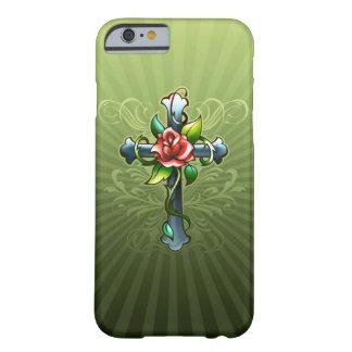 Cruce con un caso subió Thorned del iPhone 6