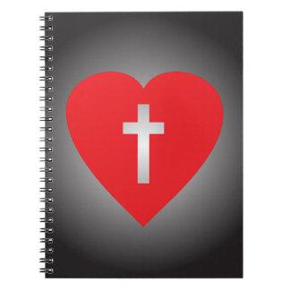 Cruce mi corazón libros de apuntes