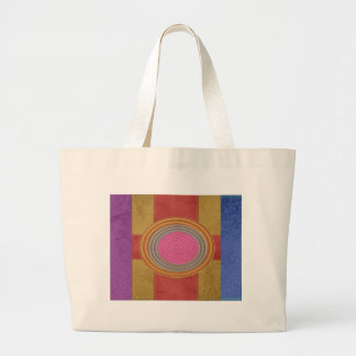 CRUCE su corazón - Art101 círculos simples de los  Bolsas De Mano