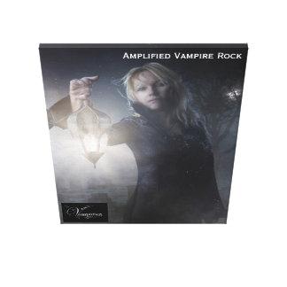 Cruce Vampir de Vamplified Impresión De Lienzo