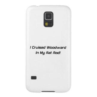 Crucé Woodward en mis regalos de Rod Woodward de Funda Para Galaxy S5