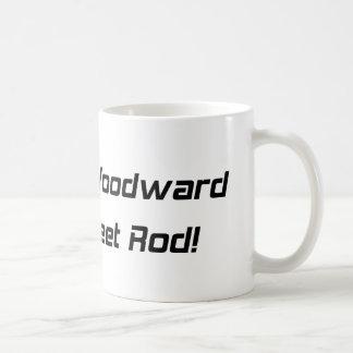 Crucé Woodward en mis regalos de Rod Woodward de Taza