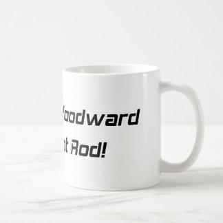 Crucé Woodward en mis regalos de Rod Woodward de Taza Clásica