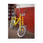 Crucero de ciclo 2 del plátano del ciclo de la postal