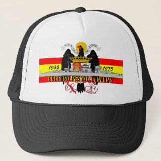 CRUCERO PESADO CANARIAS TRUCKER HAT