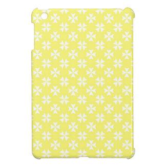 Cruces amarillas en colores pastel