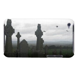 Cruces célticas, roca de Cashel, Irlanda Barely There iPod Fundas