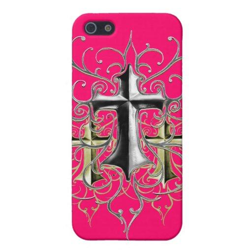Cruces iPhone 5 Carcasa