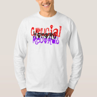 Crucial, Records, Honors T-Shirt