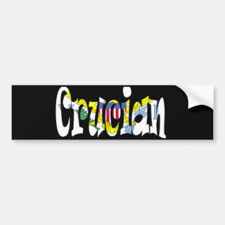 Crucian Bumper Sticker