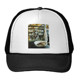 Crucible and Lab Coat Mesh Hats