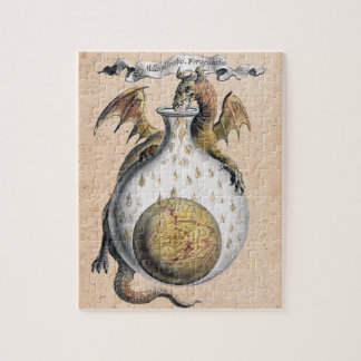Crucible of Multiplication in Alchemy Jigsaw Puzzle