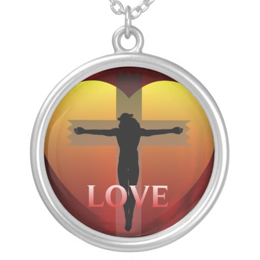 Crucifiction of Christ Necklace