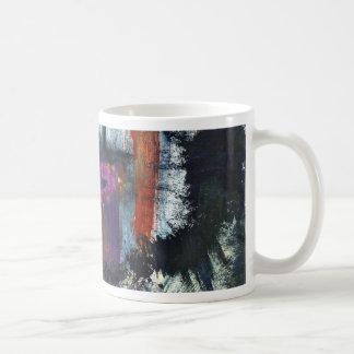 Crucifiction of God. Classic White Coffee Mug