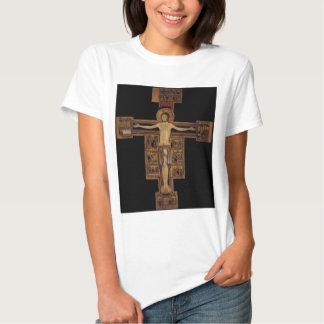 Crucifijo del siglo XII Playera