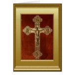 Crucifijo Tarjeton