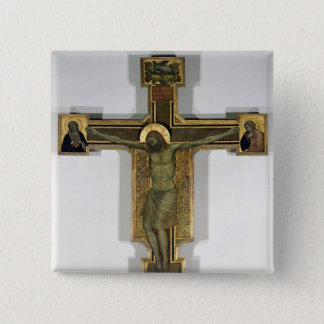 Crucifix 2 button