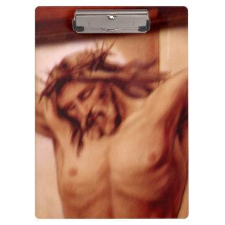 Crucifix Clipboard
