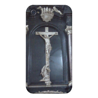 Crucifix from Der Dom in Trier iPhone 4/4S Cases