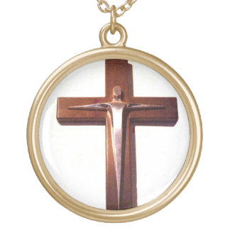 Crucifix of the Risen Christ Necklace